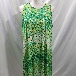 Calvin Klein Sleeveless Sheath Dress   Size M